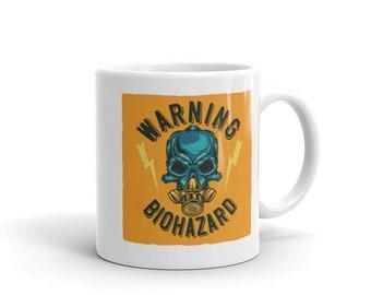 Warning Biohazard - Coffee Mug