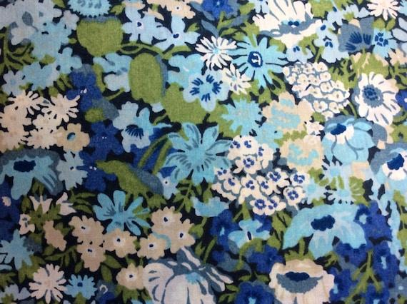 Tana lawn fabric from Liberty of London, Thorpe