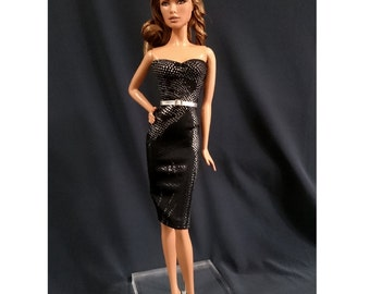 Dolls dress for Fashion royalty,,Silkstone, barbie doll - No.172