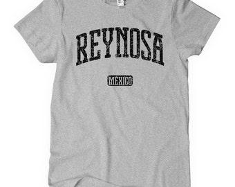 Women's Reynosa Mexico T-shirt - S M L XL 2x - Ladies' Tee, Gift for Her, Tamaulipas Shirt, Mexican Football, Reynosa Shirt, Rio Grande