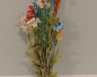 Mini Accent Wildflower Arrangement