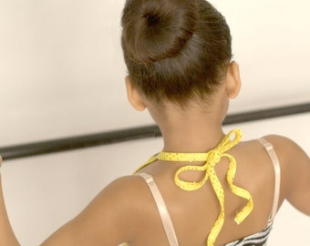 Sock Bun Maker - Small - Available in Seven Colors - 100% Peruvian Pima Cotton - Ballet Bun Maker - Formal Hair Bun Accessory - Dance Bun