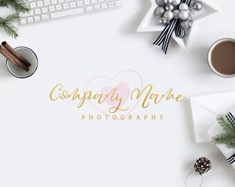 Premade Photography Logo #5, Photographer, Photography Logo, Photo Watermark, Business Logo