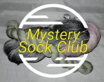 Mystery Sock Club (US ONLY)