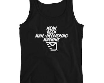 Mail-delivering Machine Ladies' Tank