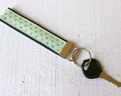 Key Fob Wristlet in Cotto...