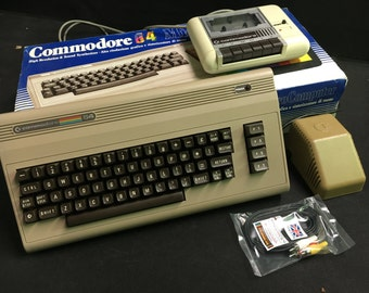 Commodore 64 Retro Set