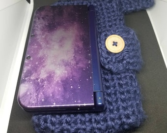 3DS crochet case/carrier pouch