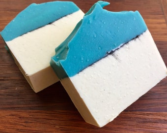 Handmade natural soap - peppermint