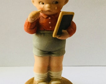 """Vintage Enesco Memories of Yesterday """"How Do I Say I'm S-O-R-R-Y * FREE SHIPPING"""