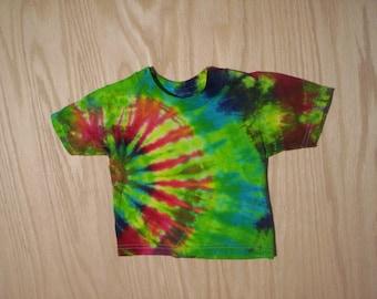 2T Sunny Days Tie Dye Toddler Shirt