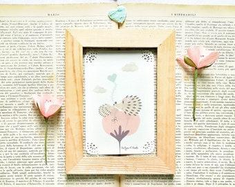 Card Mother's Day - Festa della Mamma
