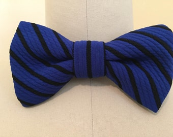 Ravenclaw-themed Harry Potter bowtie