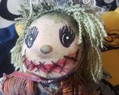Jackie - Creepy OOAK Doll...