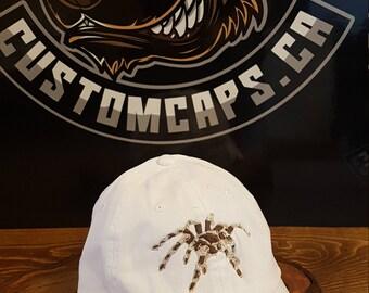 Embroidered Tarantula Hat