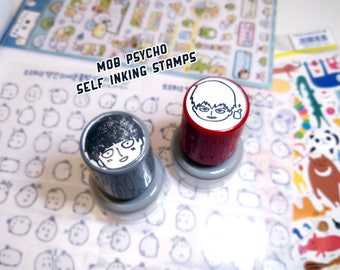 """Mob Psycho and Reigen 