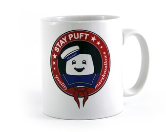 Ghostbusters: Stay Puft Movie Mug