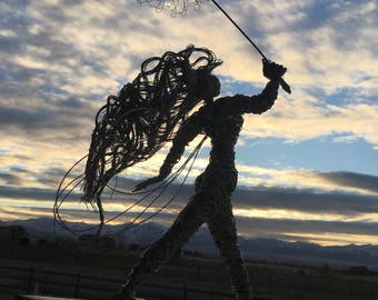 Sassy Wire Fairy