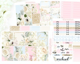 WINTER ROMANCE | 6 Page Sticker Kit | PREORDER | ECLPVertical