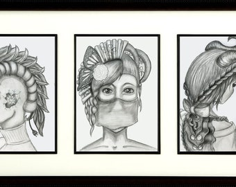 Hairstyle Series