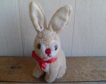 Vintage Plush Rabbit Bunny