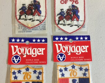 Voyager 76 patches