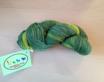 HandDyed Gems - New Leaf Worsted Yarn