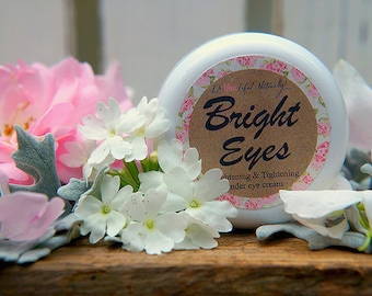 Bright Eyes organic eye cream