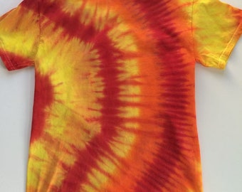 Small Sunburst Tie-Dye T-Shirt