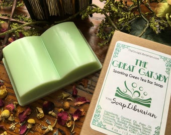 The Great Gatsby Bar Soap