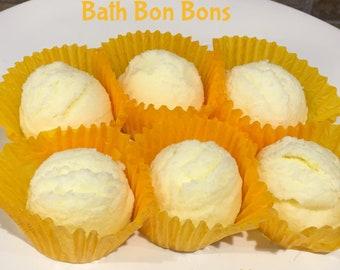 Mini Bath Bon Bons Truffles Bubble Scoop