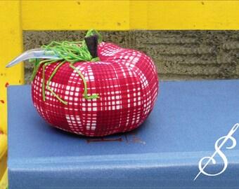 The Big Apple: An Apple Pincushion Pattern