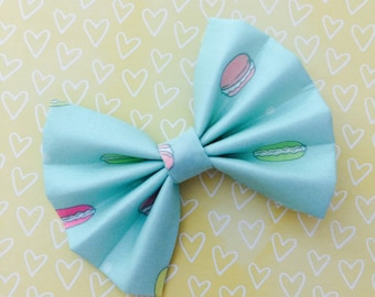 Macaron bow