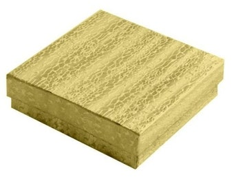 Gold Gift Box Add-on