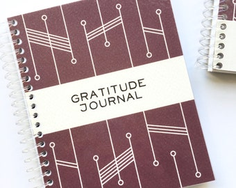 Gratitude Journal | Thankfulness Journal | Happiness Diary