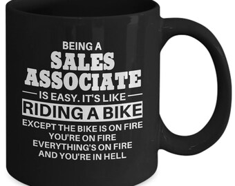 Sales Associate, Sales Associate Mug, Sales Associate Gift, Sales Associate Coffee Mug, Mug for Sales Associate