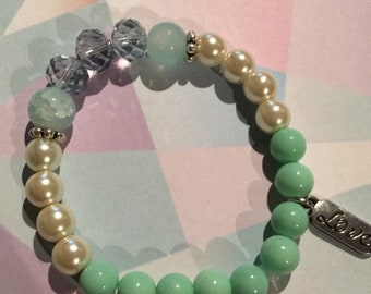 Crystal and Mint