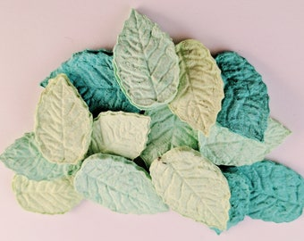 Leaf Seed Bombs, wedding/ party favours or fun growing gift