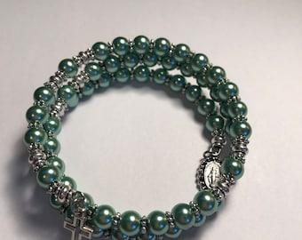 Bracelet Rosary Wrap