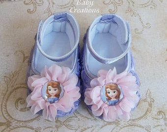 Sofia the First Birthday Outfit - Sofia the First Birthday - Princess Sofia Birthday Outfit - Princess Sofia Shoes - Sofia Birthday Outfit