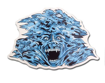 Fright Night Fridge Magnet