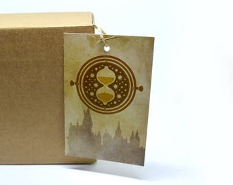 Time Turner gift tags (pack of 5)