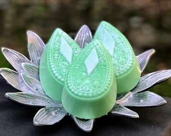 Lily of the Valley Handmade Triple Butter Vegan Soap