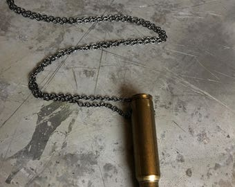300 Savage Bullet Necklace