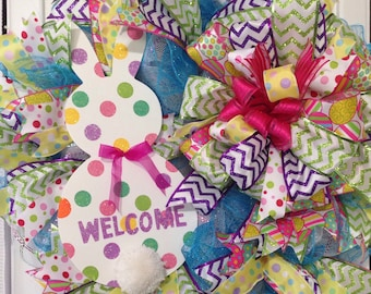 Easter Bunny Welcome