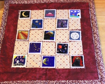 Bead-It-Forward Space Themed Quilt BIF17