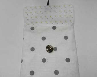 Small square all pouch
