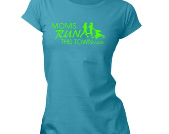 MRTT / SRTT Moms Run This Town T-Shirt Vinyl