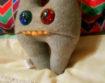 Teef The Figment Monster Plush