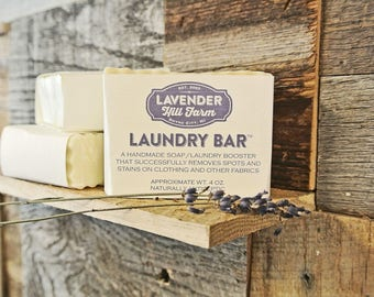 Natural Laundry Soap | Stain Remover Stick | Stain Stick | Laundry Soap | Laundry Bar | Natural Laundry Detergent | Organic Laundry Soap